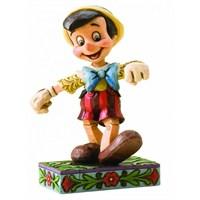 Disney Traditions Enesco Pinocchio Personality Pose Figurine