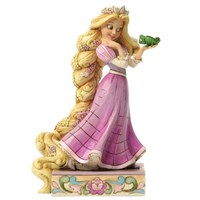 Disney Traditions Enesco Rapunzel And Pascal