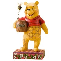 Disney Traditions Enesco Winnie The Pooh Figure