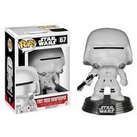 Funko Pop Star Wars Ep7 First Order Snowtrooper
