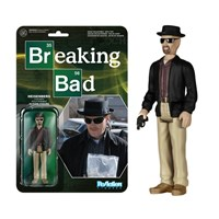 Funko Reaction Breaking Bad Heisenberg