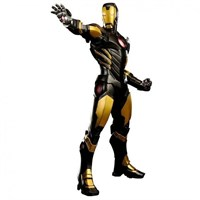 Kotobukiya Marvel Now Iron Man Black Art Fx Statue