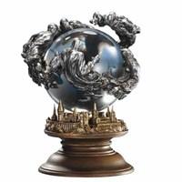 Noble Collection Harry Potter Dementor's Kristal Küre