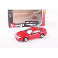 Ferrari 550 Maranello 1/43 Diecast Çek Bırak Model Araç