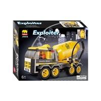 İnşaat Mixer Kamyon Lego Seti