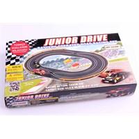 Junior Drive Kumandalı Işıklı Yol Yarış Seti