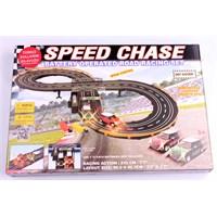 Speed Chase Kumandalı Işıklı Yol Yarış Seti