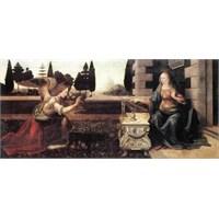 Ricordi Puzzle Annunciazione - Leonardo Da Vinci (1000 Parça)