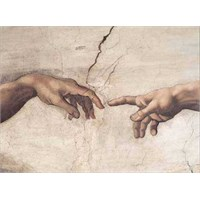 Ricordi Puzzle La Creazione - Michelangelo (250 Parça)