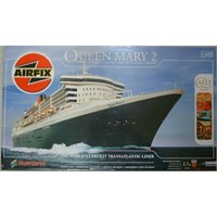 Airfix Queen Mary 2 ( 1/600 Ölçek)