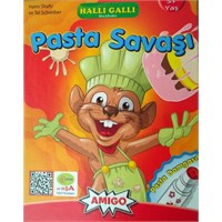 Anne Oyun Amigo - Pasta Savaşı