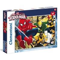Clementoni Çocuk Spiderman Ultimate (60 Parça)