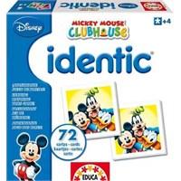 Educa Çocuk Indentic Mickey Mouse Club House (72 Cards)