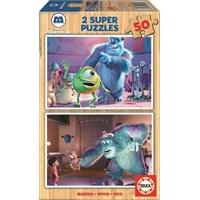 Educa Çocuk Monsters (2 X 50 Parça)