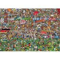 Heye Football History (3000 Parça)