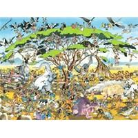 Heye Safari - Calligaro (1500 Parça)