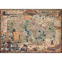 Heye Pirate World (3000 Parça)