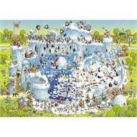 Heye Polar Habitat - Degano (1000 Parça)