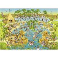 Heye Nile Habitat - Degono (1000 Parça)