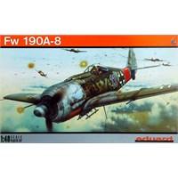 Eduard Fw 190A-8 (1/48 Ölçek)