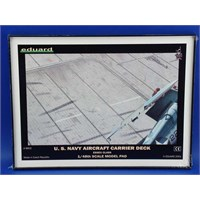 Eduard Us Navy Aircraft Carrier Deck (1/48 Ölçek)