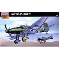 Monogram Ju87r-2 Stuka (1/48 Ölçek)