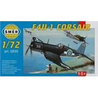 Smer Chance Vought F4u-1 Corsair (Ölçek 1:72)