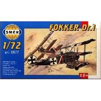 Smer Fokker Dr.I (Ölçek 1:72)