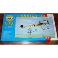Smer Fokker E.Iıı (Ölçek 1:72)