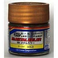 Gunze Sangyo Metal Color - Gold