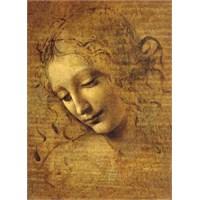 Ricordi Puzzle Viso Di Giovane - Leonardo Da Vinci (250 Parça)