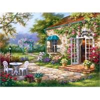 Art Puzzle Spring Patio II (500 Parça)