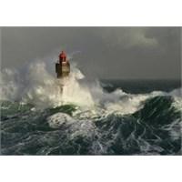 Heye Lighthouse La Jument (1000 Parça)