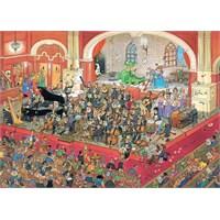 Jumbo St. George And The Dragon - Jan Van Haasteren (1000 Parça)