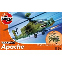 Airfix Quıck Helikopter Apache