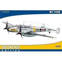 Eduard Bf 110E (1/72 Ölçek)