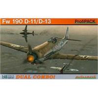Eduard Fw 190D-11/D-13 Dual Combo (1/48 Ölçek)