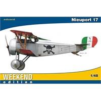 Eduard Nieuport 17 (1/48 Ölçek)