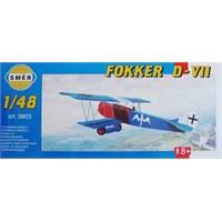 Smer Fokker D-Vıı (Ölçek 1:48)