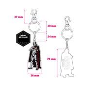 Sd Toys Star Wars Captain Phasma Metal Keychain Anahtarlık