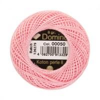 Coats Domino 8Gr Pembe No: 8 Nakış İpliği - 00050