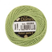 Coats Domino 8Gr Yeşil No: 8 Nakış İpliği - 00265