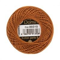 Coats Domino 8Gr Kahverengi No: 8 Nakış İpliği - 00310