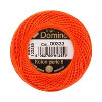 Coats Domino 8Gr Turuncu No: 8 Nakış İpliği - 00333