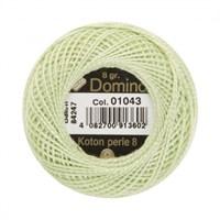 Coats Domino 8Gr Mint Yeşili No: 8 Nakış İpliği - 01043