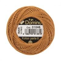 Coats Domino 8Gr Kahverengi No: 8 Nakış İpliği - 01046