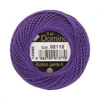 Coats Domino 8Gr Mor No: 8 Nakış İpliği - 02112