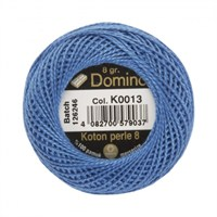 Coats Domino 8Gr Mavi No: 8 Nakış İpliği - K0013
