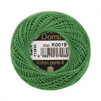 Coats Domino 8Gr Yeşil No: 8 Nakış İpliği - K0019