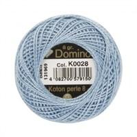 Coats Domino 8Gr Mavi No: 8 Nakış İpliği - K0028